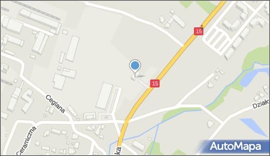 Hiram, Olsztyńska 117, Toruń 87-100 - Budownictwo, Wyroby budowlane, numer telefonu, NIP: 8792521806