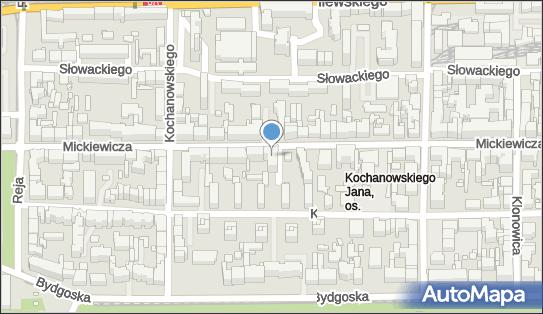 Kamtech Kamińska Anna, ul. Adama Mickiewicza 87, Toruń 87-100 - Budownictwo, Wyroby budowlane, NIP: 9561972573