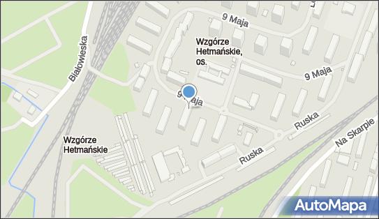 Krzysztof Słowicki, 9 Maja 66, Szczecin 70-136 - Budownictwo, Wyroby budowlane, NIP: 9551888931