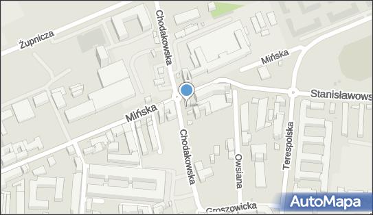 Nextiva, ul. Chodakowska 24, Warszawa 03-826 - Budownictwo, Wyroby budowlane, NIP: 5222998119
