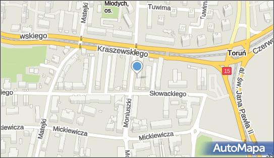Przedsiębiorstwo Handlowo Usługowe Atra Kras Romi Bud, Toruń 87-100 - Budownictwo, Wyroby budowlane, NIP: 8790095067