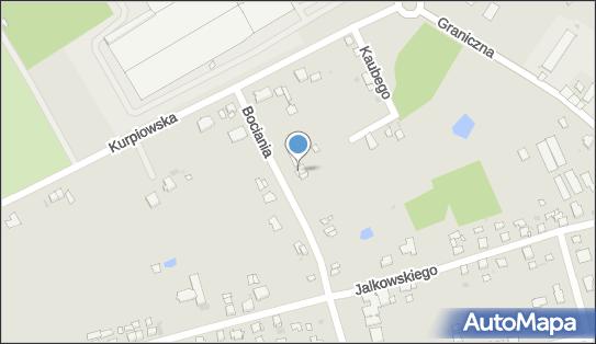 Przedsiębiorstwo Technik Sanitarnych Eko - Ful Bartłomiej Fularczyk 86-300 - Budownictwo, Wyroby budowlane, NIP: 8762270794