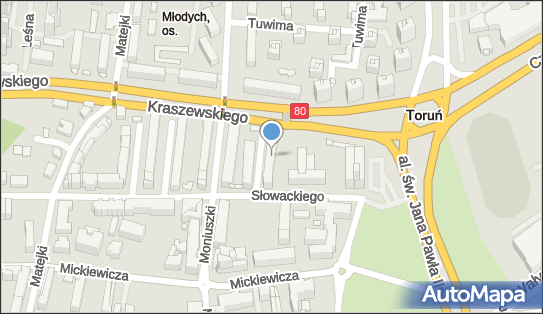 Przemysław Pomaski - Działalność Gospodarcza, Toruń 87-100 - Budownictwo, Wyroby budowlane, NIP: 9562096228