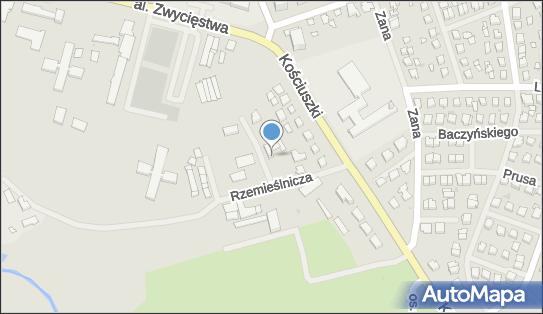 Solarbud, ul. Rzemieślnicza 8 A, Olecko 19-400 - Budownictwo, Wyroby budowlane, numer telefonu, NIP: 8471446099