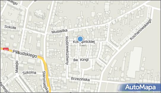 Trackway Mateusz Łysy, ul. Floriańska 8, Bytom 41-902 - Budownictwo, Wyroby budowlane, NIP: 7532370304