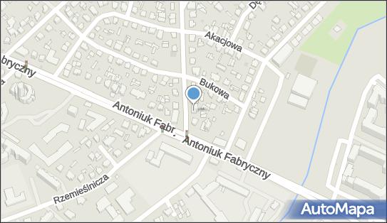 Wysocki Eliasz Eli - Bud, ul. Gajowa 2, Białystok 15-794 - Budownictwo, Wyroby budowlane, NIP: 5421523318
