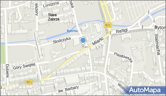 6482688095, Zabrzańska Agencja Realizacji Inwestycji sp. z o.o.