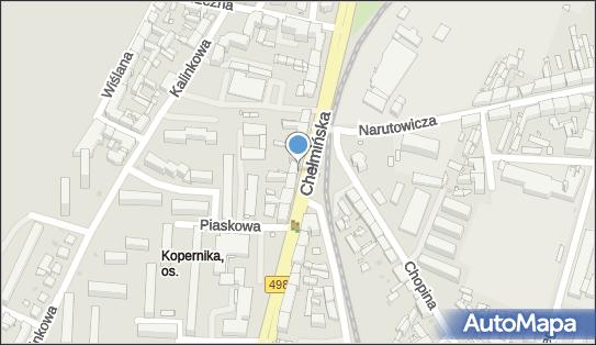 Zakład Usług Ogólnobudowlanych, Chełmińska 54, Grudziądz 86-300 - Budownictwo, Wyroby budowlane, NIP: 8761929162