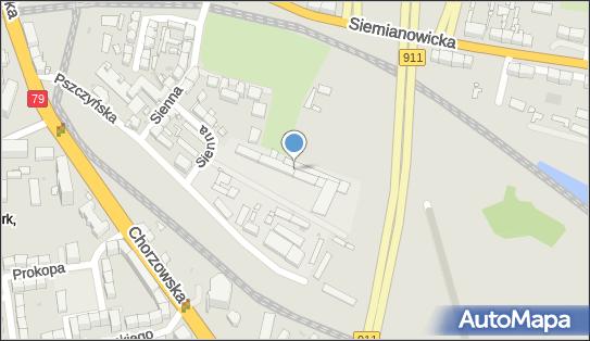 Zakład Usługowo-Handlowy Akwamont Dariusz Blachnicki, Sienna 1 41-902 - Budownictwo, Wyroby budowlane, NIP: 6261019958