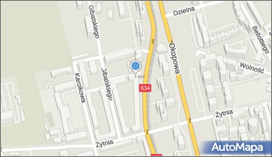 Carrefour Express - Sklep, Okopowa 29b, Warszawa 01-059, godziny otwarcia, numer telefonu