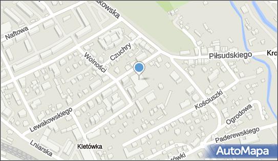 Carrefour Market, Lewakowskiego 5, Krosno 38-400, godziny otwarcia, numer telefonu