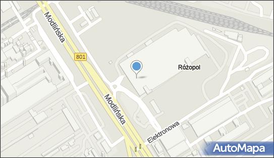 Auchan Modlińska, Modlińska 8, Warszawa, numer telefonu