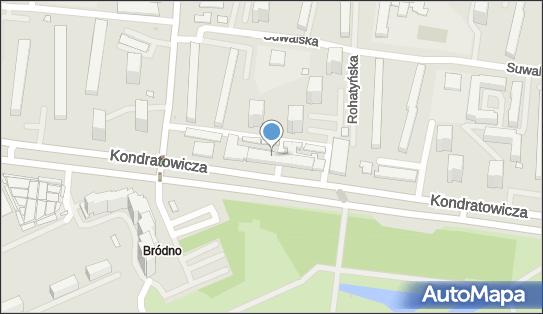 BX - Dom Handlowy, Ludwika Kondratowicza 25, Warszawa 03-285, numer telefonu