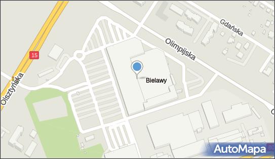 Ch Bielawy Olsztyńska 8 Toruń 87 100 Centrum Handlowe Godziny