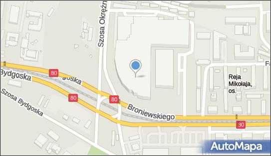 Toruń Plaza, Władysława Broniewskiego 90, Toruń 87-100, godziny otwarcia, numer telefonu