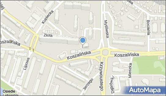KO, Koszalińska 24, Kołobrzeg - Centrum kultury, numer telefonu