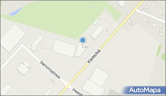 Pawłowski, Kielecka, Radom 26-601, 26-610 - Centrum logistyczne