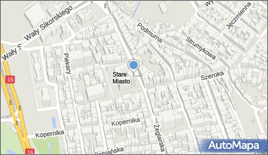 Ciekawe miejsce, Toruń - Ciekawe miejsce