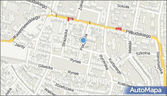 Plac Grunwaldzki w Bytomiu, Podgórna 12, Bytom 41-902 - Ciekawe miejsce