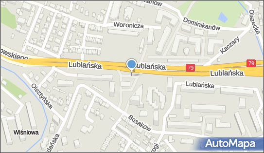 Circle K - Stacja paliw, ul. Lublańska 16A, Kraków 31-410, godziny otwarcia, numer telefonu