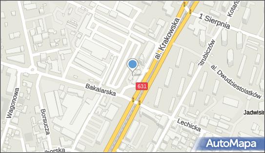 Circle K - Stacja paliw, Al. Krakowska 269, Warszawa 02-133, godziny otwarcia, numer telefonu