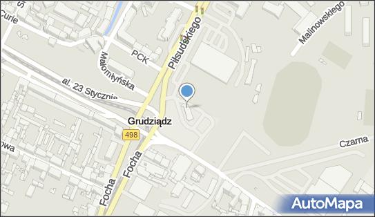 Circle K - Stacja paliw, ul. Piłsudskiego 2, Grudziądz 86-300, godziny otwarcia, numer telefonu