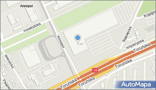 City Sport, ul. Annopol 2, Warszawa 03-236, numer telefonu