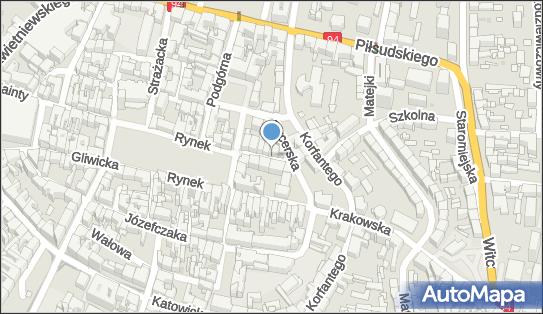Piekarnia, Rycerska 9, Bytom 41-902 - Cukiernia, Piekarnia