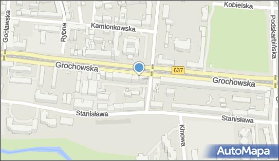 Sklep Spożywczo-Piekarniczy Elżbieta Stefańska, Warszawa 03-842 - Cukiernia, Piekarnia, NIP: 5261186331