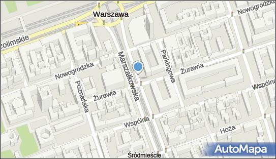 Fitnesstube, Marszałkowska, Warszawa od 00-004 do 00-693 - Cyber Cafe, numer telefonu