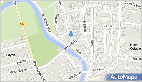 Da Grasso - Pizzeria, Kościelna 4, Brodnica 87-300, godziny otwarcia, numer telefonu