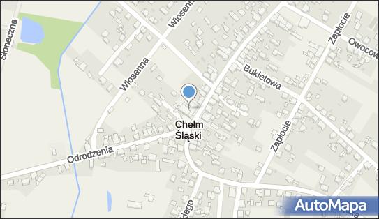 Delikatesy Centrum Sklep Ul śląska 98 Chełm śląski 41 403
