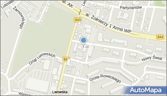 Centrum Stomatologii NZOZ, Lwowska 51a, Chełm 22-100 - Dentysta, godziny otwarcia, numer telefonu