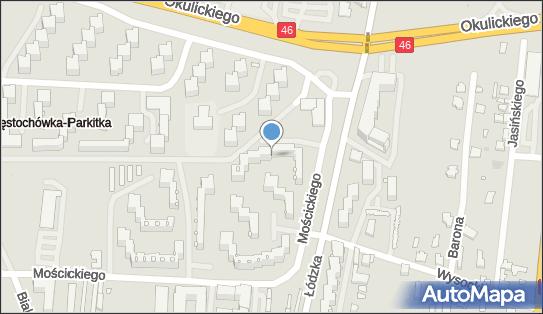 Gabinet Stomatologiczny, Łódzka 31/51, Częstochowa - Dentysta, numer telefonu