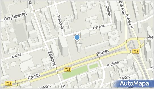 Gabinet Stomatologiczny, ul. Icchoka Lejba Pereca 13/19, Warszawa 00-849 - Dentysta, NIP: 1180552025
