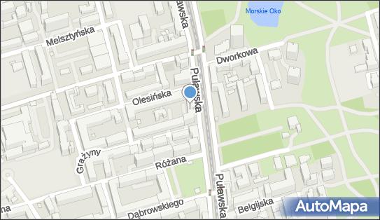 Gabinet Stomatologiczny, Puławska 36, Warszawa 02-512 - Dentysta, numer telefonu, NIP: 5271371024