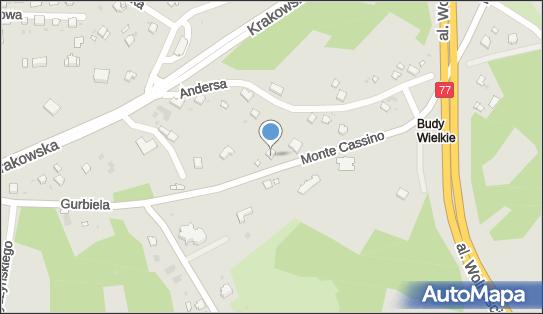 Gabinet Stomatologiczny, Monte Cassino 11, Przemyśl 37-700 - Dentysta, NIP: 7951258954