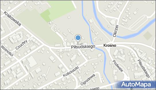 Gabinet Stomatologiczny, ul. Józefa Piłsudskiego 56, Krosno 38-400 - Dentysta, NIP: 6841358312