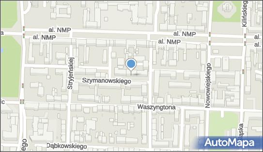 Gabinet Stomatologiczny, Szymanowskiego 14, Częstochowa 42-217 - Dentysta, NIP: 9490704373