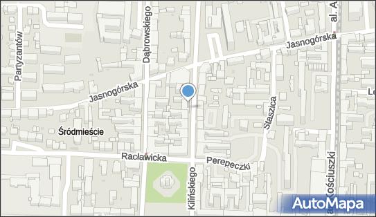 Gabinet Stomatologiczny, ul. Kilińskiego 11, Częstochowa 42-202 - Dentysta, numer telefonu, NIP: 5732510507