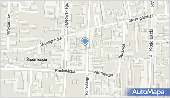 Gabinet Stomatologiczny, ul. Kilińskiego 11, Częstochowa 42-202 - Dentysta, numer telefonu, NIP: 5731140422