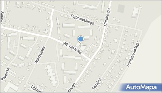 Gabinet Stomatologiczny, ul. Władysława Łokietka 29, Kętrzyn 11-400 - Dentysta, numer telefonu, NIP: 7421030427