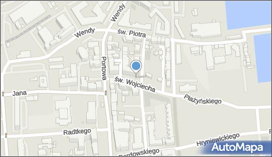 Ortodonta - Justyna Ramocka, św. Wojciecha 10 lokal U5, Gdynia 81-347 - Dentysta, godziny otwarcia, numer telefonu