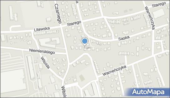 Prywatny Gabinet Stomatologiczny Wiercioch, ul. Saska 47, Rzeszów 35-630 - Dentysta, numer telefonu, NIP: 8131075563