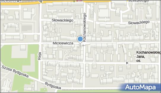 Prywatny Gabinet Stomatologiczny ZZ Dent, Mickiewicza Adama 101 87-100 - Dentysta, numer telefonu, NIP: 8791099038
