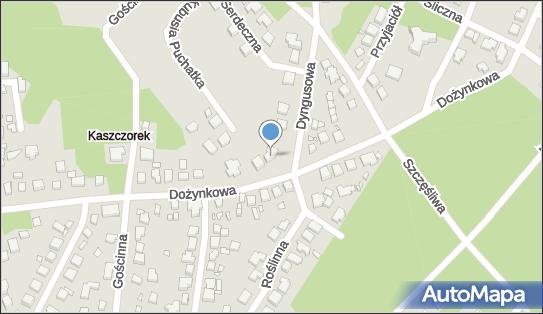 Prywatny Gabinet Stomatologiczny, Dożynkowa 39a, Toruń 87-100 - Dentysta, NIP: 8781035930