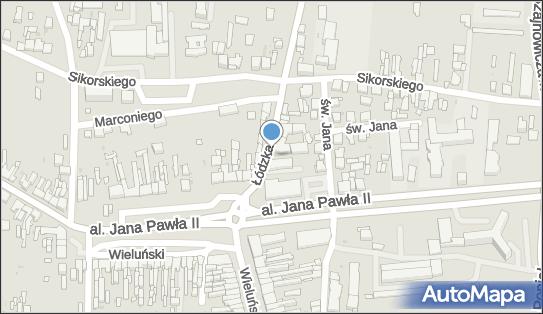 Radent, ul. Łódzka 8, Częstochowa 42-200 - Dentysta, numer telefonu, NIP: 9491738434