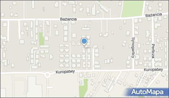 Usługi Stomatologiczne, ul. Kuropatwy 24M, Warszawa 02-892 - Dentysta, NIP: 7391840445