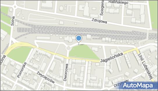 DHL ServicePoint, Kolejowa 1, Kołobrzeg 78-100, godziny otwarcia