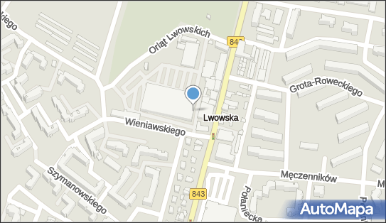 DHL ServicePoint, Lwowska 24, Chełm 22-100, godziny otwarcia